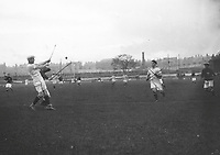 H874<br /> Aonach Tailteann Athletics - Croke Park. Hurling America v Ireland. 16/8/28. (Part of the Independent Newspapers Ireland/NLI Collection)