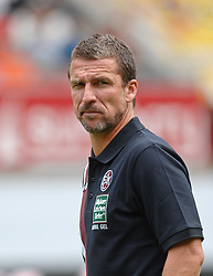 24.07.2010, Fritz-Walter Stadion, Kaiserslautern, GER, 1. FBL, Friendly Match, 1.FC Kaiserslautern vs FC Liverpool, im Bild Marco KURZ (Trainer Kaiserslautern), EXPA Pictures © 2010, PhotoCredit: EXPA/ nph/  Roth+++++ ATTENTION - OUT OF GER +++++ / SPORTIDA PHOTO AGENCY