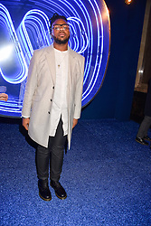 MNEK at the Warner Music & Ciroc Brit Awards party, Freemasons Hall, 60 Great Queen Street, London England. 22 February 2017.