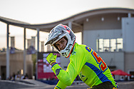 #593 (CAMPO Alfredo) ECU [Avian] at Round 8 of the 2019 UCI BMX Supercross World Cup in Rock Hill, USA