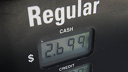 August 31, 2017 - Tequesta, Florida, U.S. - Gas prices on the rise in Tequesta, Florida on August 31, 2017. (Credit Image: © Allen Eyestone/The Palm Beach Post via ZUMA Wire)