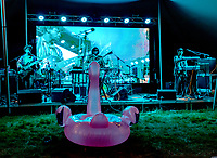 Faming Gods at the Also Festival 2021 at Cpmton Verney,photo by Mark Anton Smith<br /> .