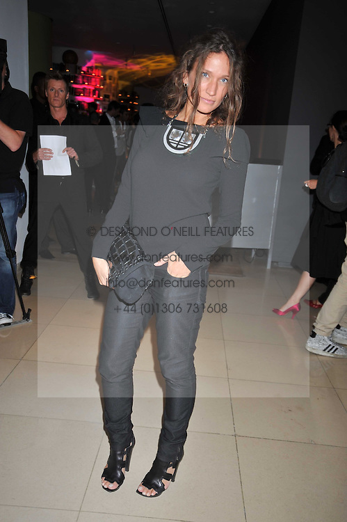 LULU KENNEDY at the St.Martins Lane Hotel 10th year bash held on 9th September 2009.