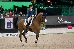 Meulendijks Anne, NED, MDH Avanti<br /> FEI Dressage World Cup™ Grand Prix presented by RS2 Dressage - The Dutch Masters<br /> © Hippo Foto - Sharon Vandeput<br /> 14/03/19