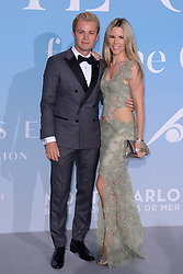 Nico Rosberg and Vivian Sibold attending the Gala for the Global Ocean hosted by H.S.H. Prince Albert II of Monaco at Opera of Monte-Carlo in Monte-Carlo, Monaco on September 26, 2018. Photo by Aurore Marechal/ABACAPRESS.COM