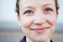 Portrait of a New York City Lawyer Businesswoman