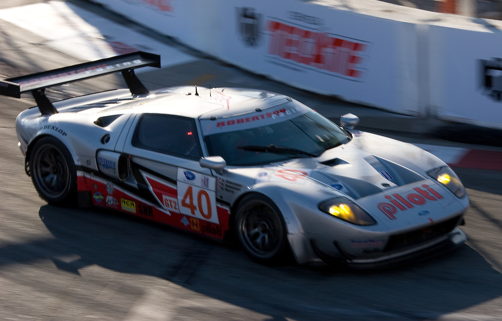 ALMS race 4/24/09 in Long Beach, CA. Driven by Murray and D. Robertson. Finished 17th.