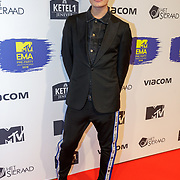 NLD/Amsterdam/20181029 - MTV pre party 2018, Koen Kardashian