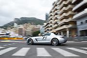 May 22, 2014: Monaco Grand Prix: F1 safety car