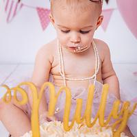 Milly Smash Cake