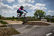 2021 UCI BMXSX World Cup 1&2<br /> Verona (Italy) - Friday Practice<br /> ^me#266 BUCARDO, Anthony (USA, ME) Haro