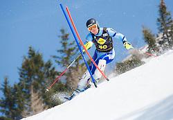 ARZT Sebastian  of Austria during Men's Super Combined Slovenian National Championship 2014, on April 1, 2014 in Krvavec, Slovenia. Photo by Vid Ponikvar / Sportida