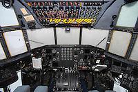 USAF Lockheed C-130 Hercules cockpit