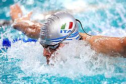25.11.2010, Pieter van den Hoogenband Zwemstadion, Eindhoven, NED, Kurzbahn Schwimm EM, im Bild ..Stefano Mauro PIZZAMIGLIO men's 100m Butterfly. // Eindhoven 25/11/2010 .European Short Course Swimming Championships, EXPA/ InsideFoto/ Staccioli+++++ ATTENTION - FOR AUSTRIA/AUT, SLOVENIA/SLO, SERBIA/SRB an CROATIA/CRO CLIENT ONLY +++++
