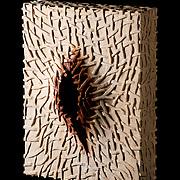"""Projecte """" Escultures : processos ocults """" . Reportatge al estudi de l'escultor  Angel Camino a Sant Martí Sarroc . Alt Penedés. Decembre 2010. © Jordi Camí"""
