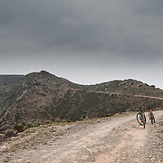 Cycling in and around Roses, Catalunya