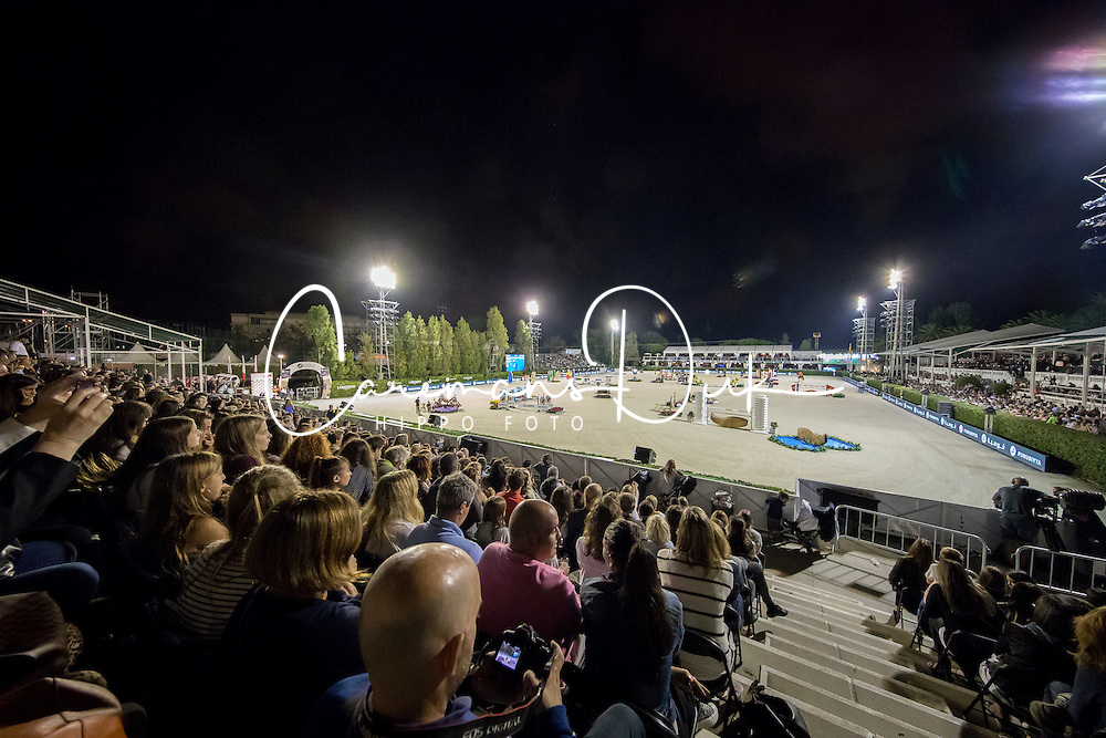 Overview arena<br /> Furusiyya FEI Nations Cup Jumping Final - Barcelona 2016<br /> © Hippo Foto - Dirk Caremans<br /> 24/09/16