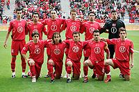 Fotball <br /> FIFA World Youth Championships 2005<br /> Nederland / Holland<br /> 11.06.2005<br /> Foto: ProShots/Digitalsport<br /> <br /> Tyrkia v Kina 1-2<br /> Utrecht<br /> <br /> Tyrkia