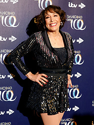Didi Conn attending the press launch for the upcoming series of Dancing On Ice at the Natural History Museum in Kensington, London. Picture date: Tuesday December 18, 2018. Photo credit should read: David Parry/PA Wire