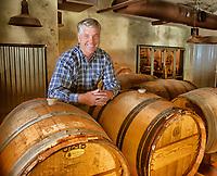 Owner of Cerruti Cellars John Tudal