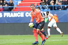 Caen Vs Montpellier - 1 April 2018