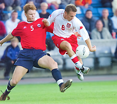 010905 Norway v Wales