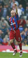 Fotball<br /> Premier League England 2004/2005<br /> Foto: SBI/Digitalsport<br /> NORWAY ONLY<br /> <br /> 30.10.2004<br /> BIRMINGHAM CITY V CRYSTAL PALACE<br /> <br /> ANDREW JOHNSON CELE
