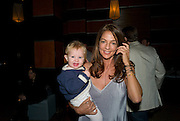 LUKAS AND KELLY KLEIN, Andre Balazs and Kelly Klein host a party to celebrate the publication of Horse. The raleigh Hotel. Collins aved. Miami Beach.  3 December 2008 *** Local Caption *** -DO NOT ARCHIVE-© Copyright Photograph by Dafydd Jones. 248 Clapham Rd. London SW9 0PZ. Tel 0207 820 0771. www.dafjones.com.
