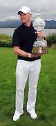 31-07-11: England's Simon Dyson, winner of  the Irish Open  at Killarney Golf and Fishing Club on Sunday. Picture: Eamonn Keogh (MacMonagle, Killarney)