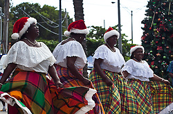 St. Thomas Heritage Dancers at Emancipation Garden