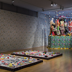Ebony G. Patterson at the Museum of Arts and Design
