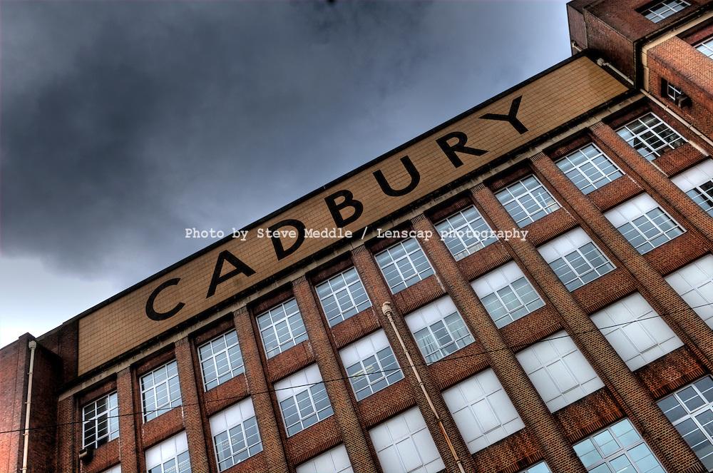 Cadbury Factory Plant, Bournville, Birmingham, Britain - May 2009