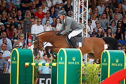 Beerbaum Ludger, GER, Cool Down 7<br /> Rolex Grand Prix CSI 5* - Knokke 2017<br /> © Hippo Foto - Dirk Caremans<br /> 09/07/17