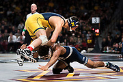 Day Two of NCAA Big Ten Championship wrestling in Minneapolis, Minnesota, Sunday, March 10, 2019.