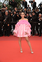 May 18, 2019 - Cannes, France - CANNES, FRANCE - MAY 18: Giulia De Lellis attends the screening of ''Les Plus Belles Annees D'Une Vie'' during the 72nd annual Cannes Film Festival on May 18, 2019 in Cannes, France (Credit Image: © Frederick InjimbertZUMA Wire)