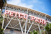Petco Park Baseball Stadium in San Diego