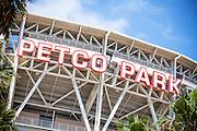 Petco Park Baseball Stadium in San Diego