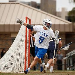 2019-04-06 Notre Dame at Duke lacrosse