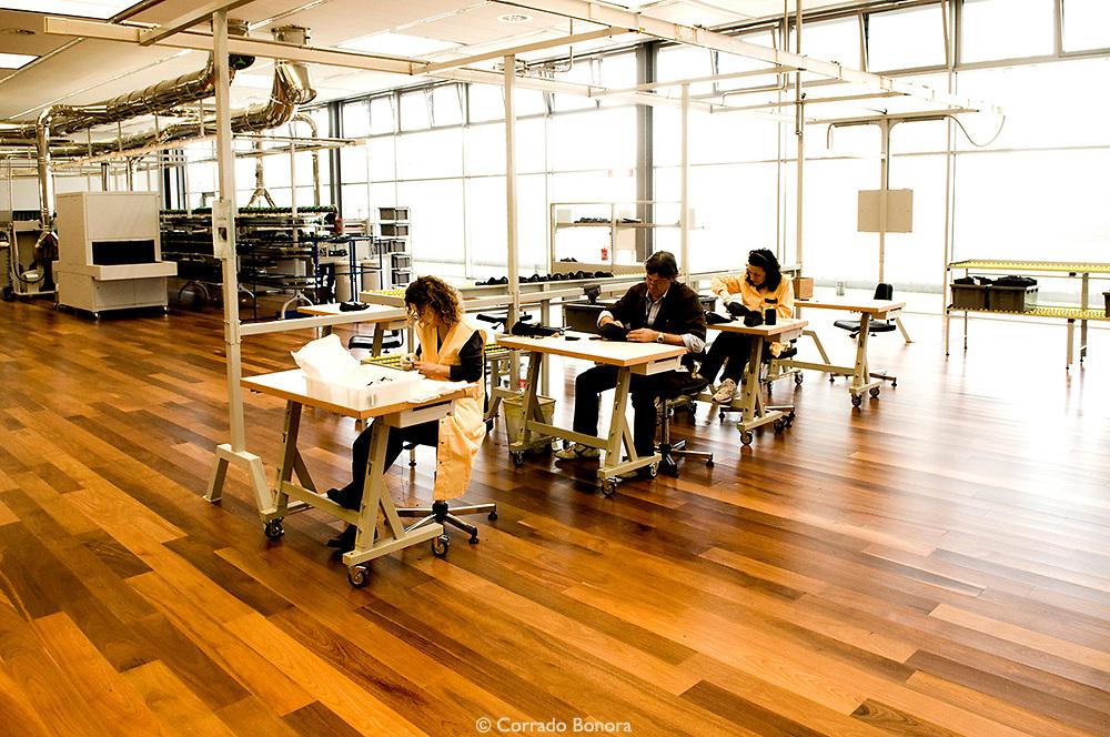 Manufacture De Souliers Louis Vuitton S.r.l. <br /> Fiesso D'Artico, Italy