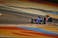ERICSSON Marcus (swe) Sauber F1 C35 action   during 2016 Formula 1 FIA world championship, Bahrain Grand Prix, at Sakhir from April 1 to 3  - Photo Frederic Le Floc'h / DPPI
