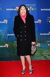 Didi Conn attending the premiere of Cirque du Soleil's Totem, in support of the Sentebale charity, held at the Royal Albert Hall, London.