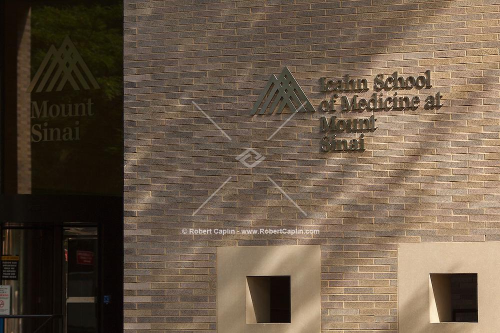 Mount Sinai School of Medicine White Coat Ceremony. <br /> (Photo by Robert Caplin)