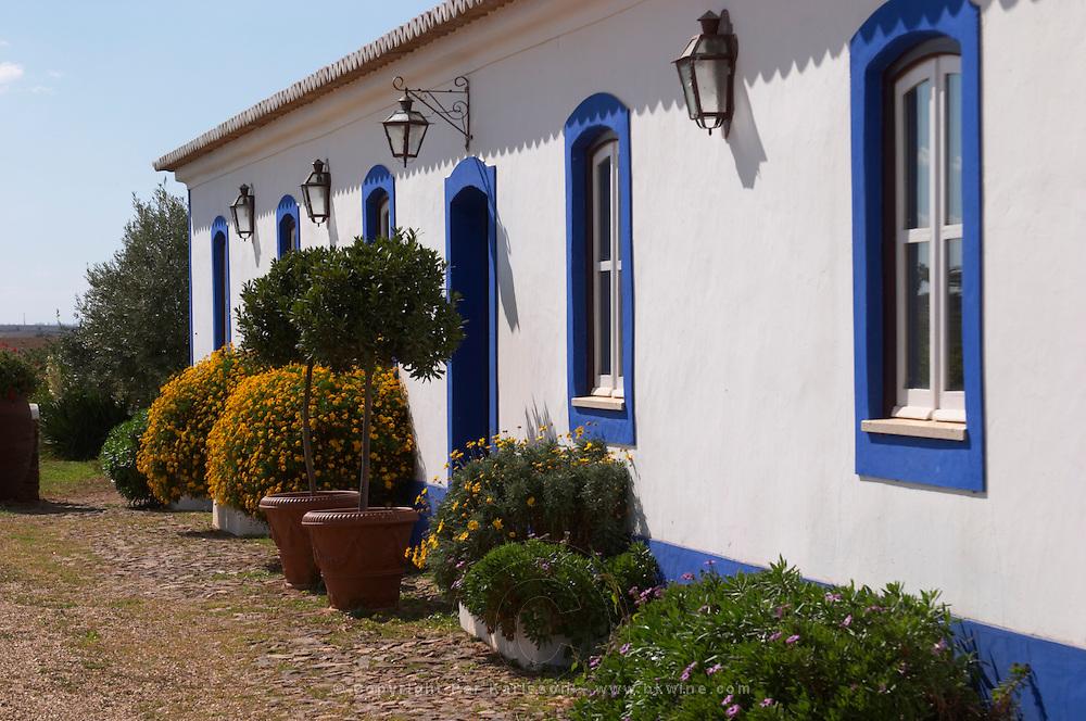 the old farm building herdade da malhadinha nova alentejo portugal