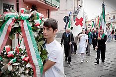 Commemorazione Eccidio Nazifascista del 24 Settembre '43 - Rionero in V. (PZ)
