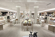 Saks 5th Ave. Houston. Grand Reopening Interior. 4.16