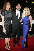 4 May 2010- New York, New York- Kathryn Bigelo, Mark Boal and Donatella Versace at Time 100 Gala celebrating the 100 Most Influential People in the World held at The Time Warner Center on  May 4, 2010 in New York City.