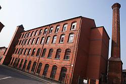 New housing at Albert Mill; Gamble Street; Nottingham,