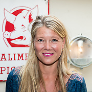 NLD/Kamerik/20160601 - Boekpresentatie Maureen du Toit, Sandra Ysbrandy
