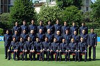 Fotball<br /> Italia landslag VM 2006<br /> 25.05.2006<br /> Foto: imago/Digitalsport<br /> NORWAY ONLY<br /> <br /> WM Kader Italien: hi.v.li.: Barone, Barzagli, Materazzi, Nesta, Iaquinta, Toni, Gilardino, Oddo, Zaccardo; Mitte: Gattuso, Camoranesi, Perrotta, X, Bordon, Nationaltrainer Lippi, X, Ferrara, X, Zambrotta, Grosso; ..<br /> Lagbilde Italia 2006