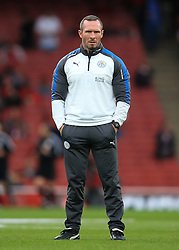 11 August 2017 -  Premier League - Arsenal v Leicester City - Michael Appleton, Leicester City assistant manager - Photo: Marc Atkins / Offside.